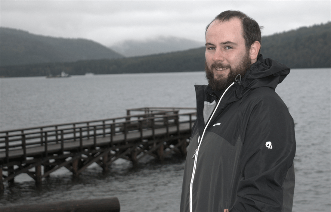 Meet the team: Andrew Glenister
