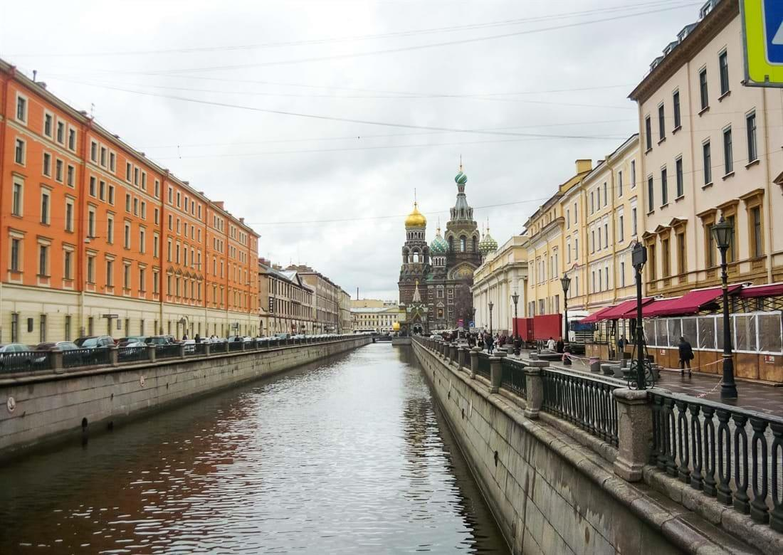 Seasonal Guide to St Petersburg: Spring