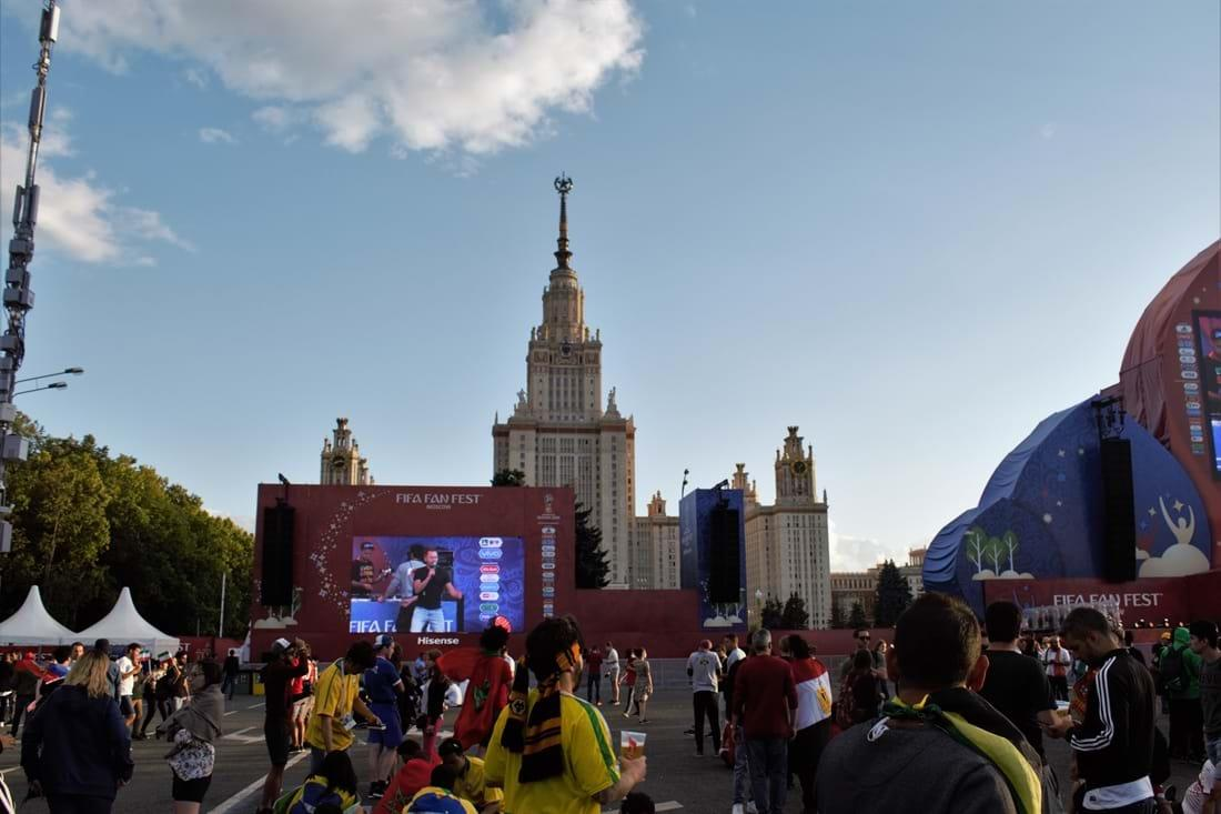 Real Russia Travels: Dominic Quiney goes to Russia for the 2018 World Cup