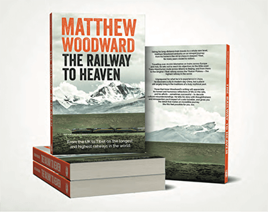 Win a copy of Matthew Woodward's new book, 'The Railway to Heaven'