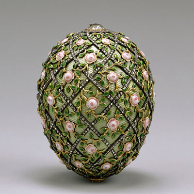 Fabergé: The world's most expensive Easter egg hunt