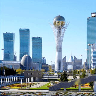 Kazakhstan Visa with Full Processing & Support | Real Russia