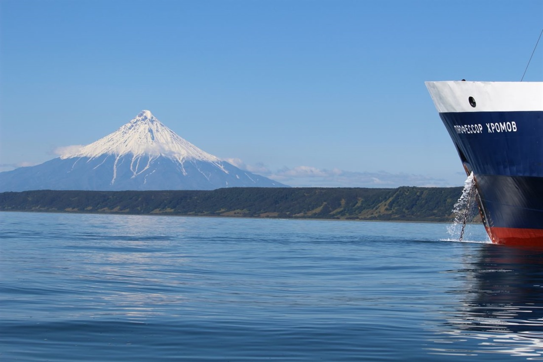 Customer Tales: Kamchatka and the Trans-Siberian Railway