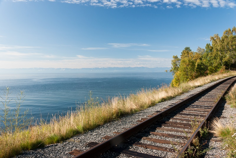 Real Russia travels the Trans-Siberian