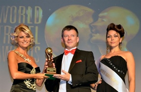 Real Russia are winners at the World Travel Awards 2013