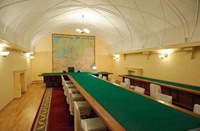Stalin's Secret Bunker in Samara
