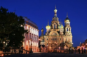 Easyjet flights to Russia - soon to include Manchester to St Petersburg