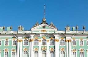 St Petersburg Hermitage voted as Top Museum in the World 2013