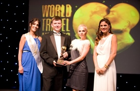 Real Russia: Winners at the World Travel Awards 2014
