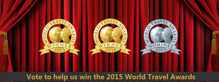 Real Russia Nominated in the 2015 World Travel Awards