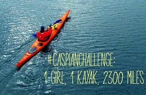 Guest Blog: The Caspian Challenge