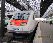 Allegro and Tolstoi routes now on sale 90 days in advance