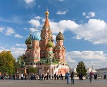 Eurasian city-breaks: 48 hours in Moscow, Russia