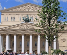 Bolshoi: A history of ballet, opera and the arts