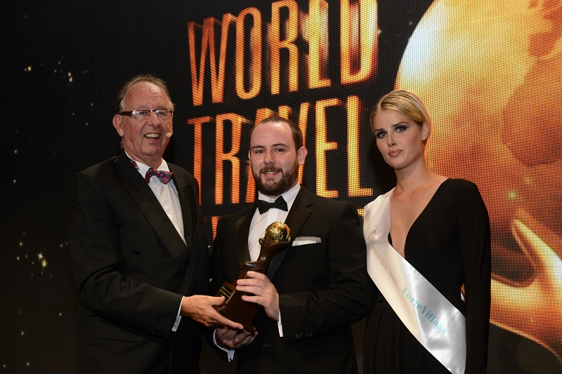 World Travel Awards, Real Russia award presentation as Russia's Leading Travel Agency
