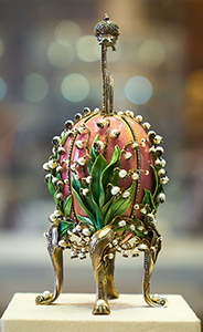 'Lilies of the Valley' Egg