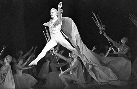 Vladimir Vasilyev in the Nutcracker