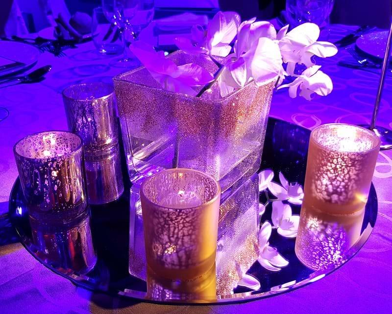 World Travel Awards 2015 Table Centrepiece - Real Russia