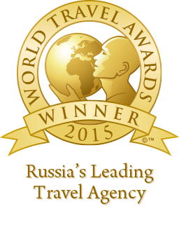 Real Russia - Russia's Leading Travel Agency 2015