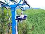 Lake Baikal Chair Lift