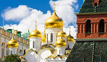 Moscow Cathedrals