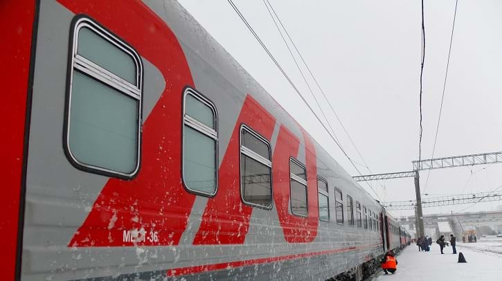 Picking a Trans-Siberian train, Russia