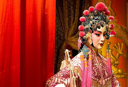 Traditional Beijing Opera Performance