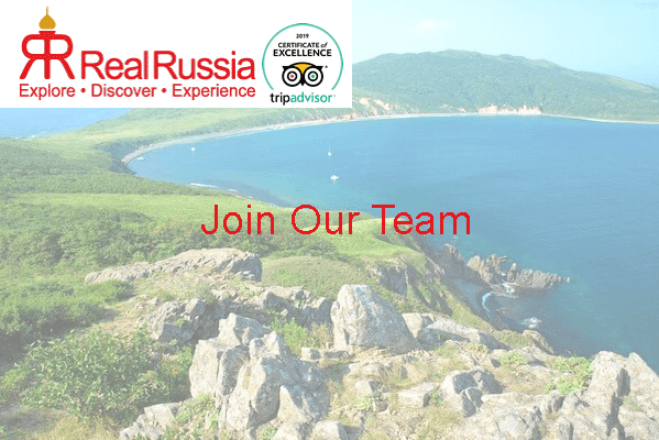 Careers at Real Russia
