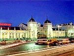 Irkutsk Rail Station