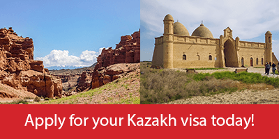 Apply for Your Kazakh Visa Online Today!