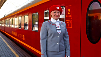 Moscow To St Petersburg Trains Sapsan Grand Express