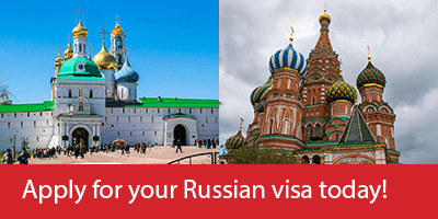 Apply for a Russian Visa Online Today!