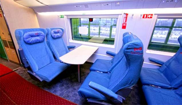 Moscow To St Petersburg Trains Real Russia