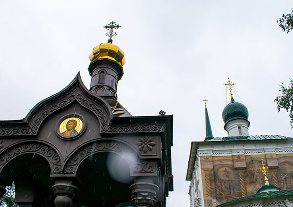 Spasskaya Church, Irkutsk