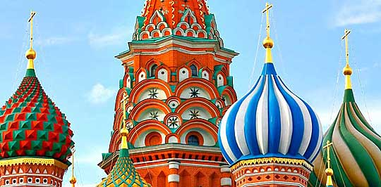 Moscow & St.Petersburg Tours