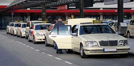 Transfers & Taxi in Russia