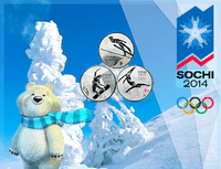 Winter Olympics - Sochi 2014